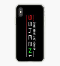 1N23456 iPhone Case