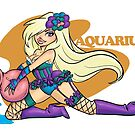 Aquarius by Danielle Gransaull
