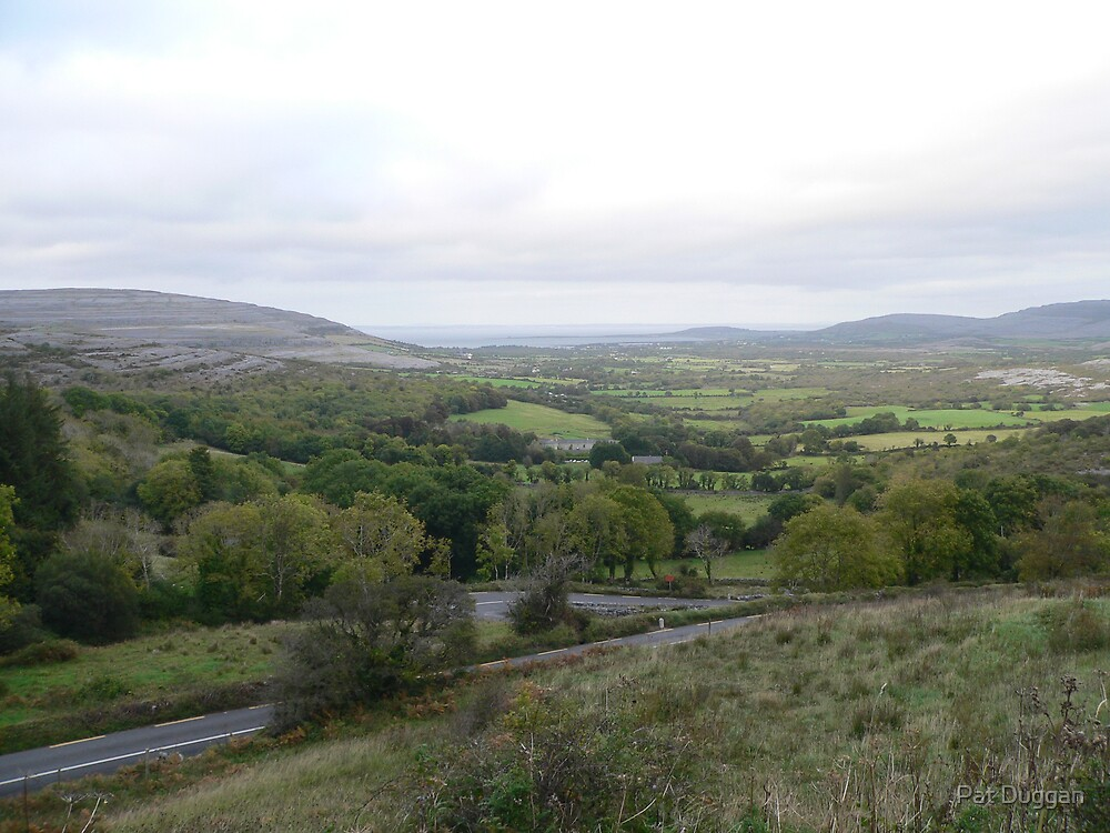 Top of Corkscrew Hill-Nr.Ballyvaughan[Please view Larger] by Pat Duggan