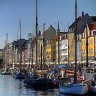 Making a Mark in Denmark ( 2 ) by Larry Davis