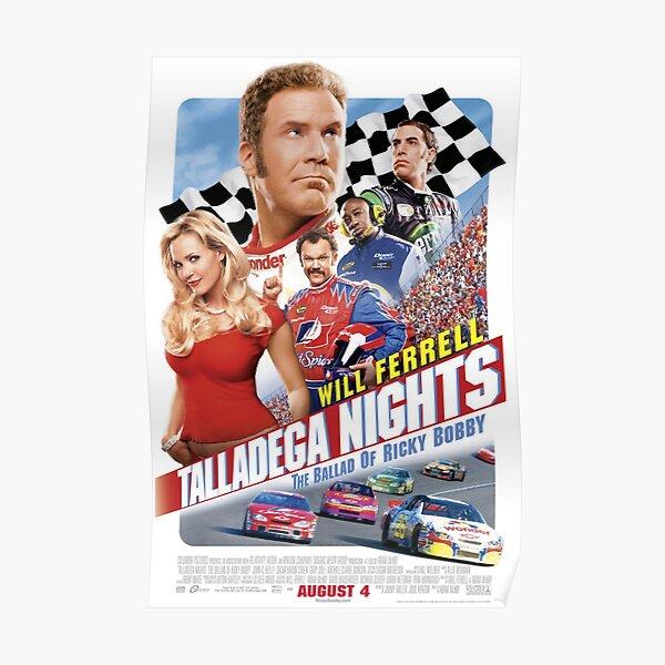 Talladega Nights Poster Poster