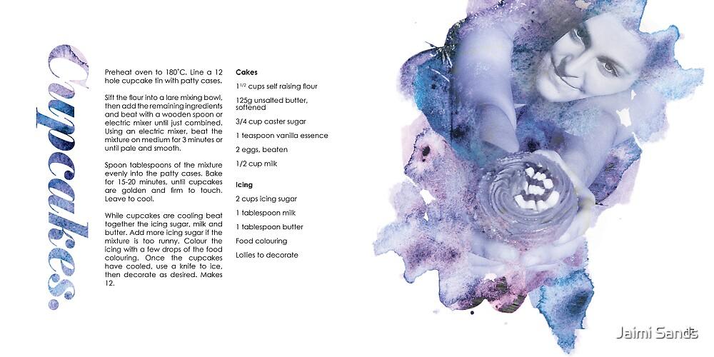 Art Food Cookbook by Jaimi Sands