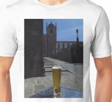 Quench Your Thirst With Super Bock ! Unisex T-Shirt