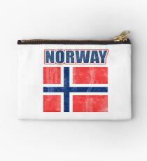 Norway Scandinavia Studio Pouch