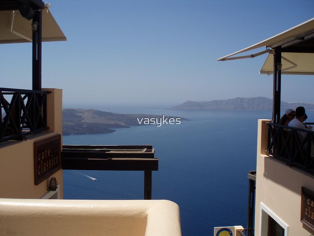 Santorini by vasykes