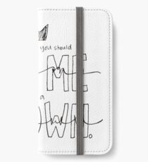 And Honey, You Should See Me in a Crown iPhone Wallet/Case/Skin