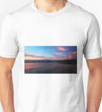 Sunrise at Babcock/ Cecil M. Webb T-Shirt
