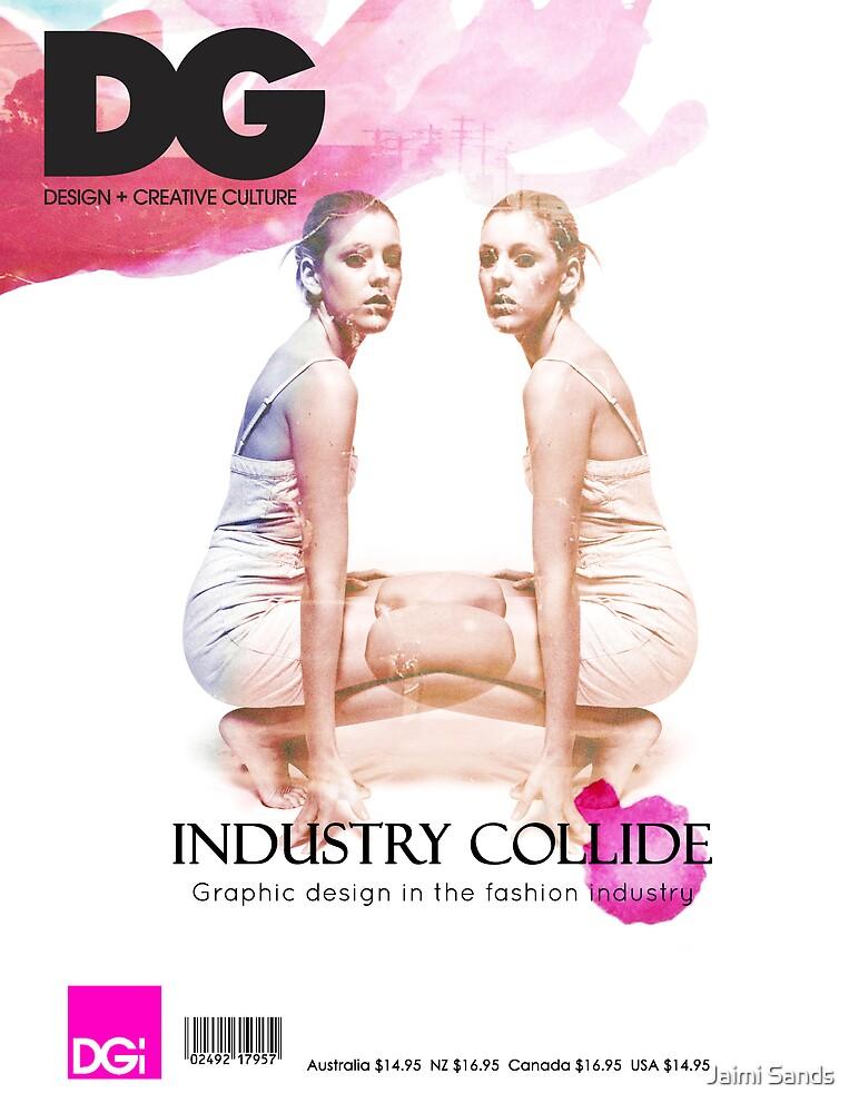 DG Magazine Cover by Jaimi Sands