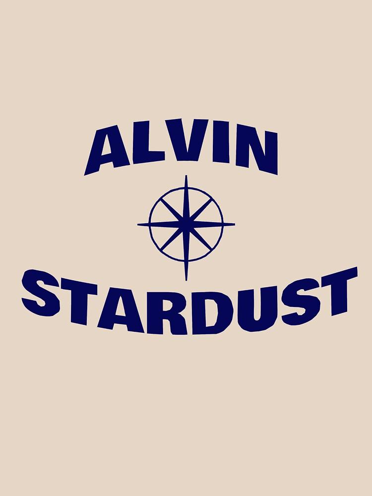 Alvin Stardust t-shirt by 200percentpod