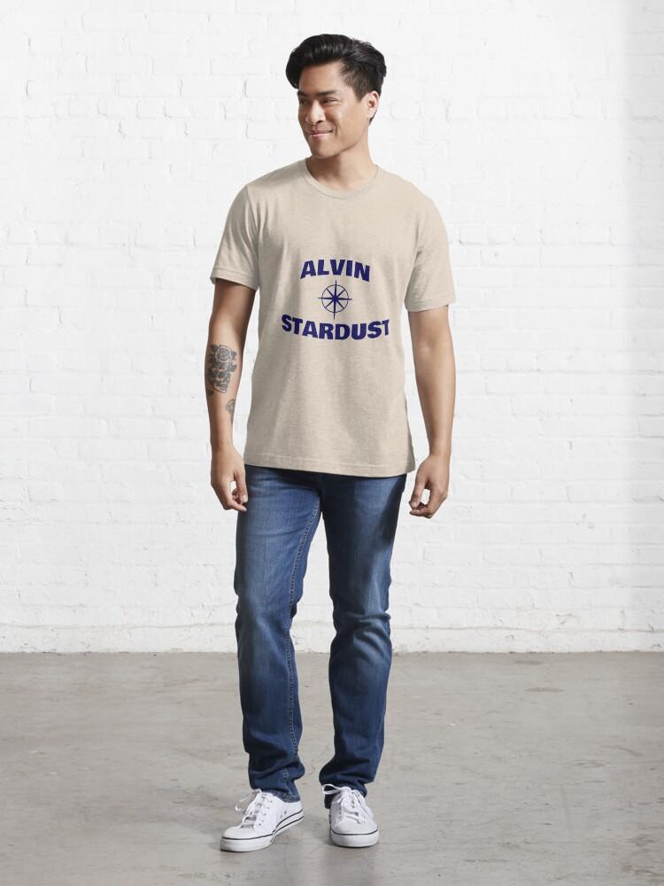 Alternate view of Alvin Stardust t-shirt Essential T-Shirt