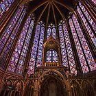 Saint Chapelle by Unai Ileaña