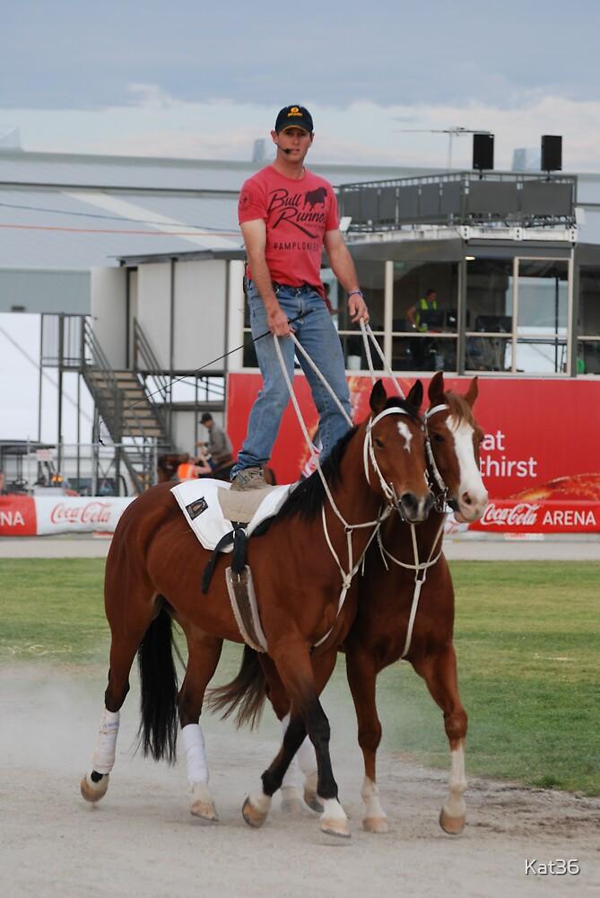Roman Riding - Royal Melbourne Show - Series (7) by Kat36