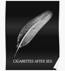 Cigarettes Après Le Sexe Poster