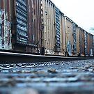 """Rails Thru Russellville II"" by Alton Coleman"