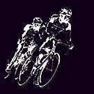 Riders in the Night by Buckwhite
