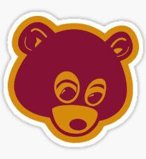 school bear Sticker