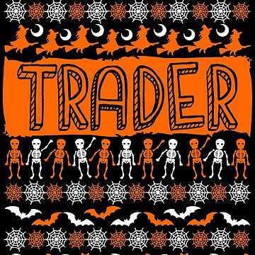 Cool Trader Ugly Halloween Gift t-shirt by BBPDesigns