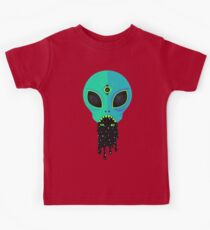 Alien Flu Kids Tee