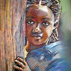 African Girl by Shirlroma