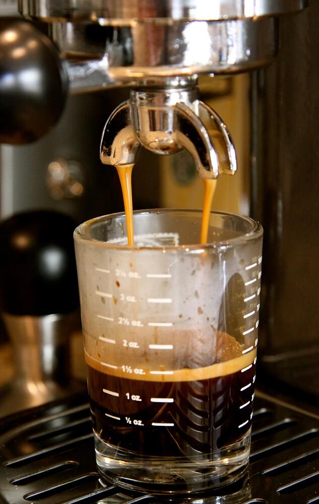 espresso by Mario Alleyne