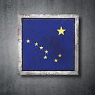 Old Alaska State flag by erllre74