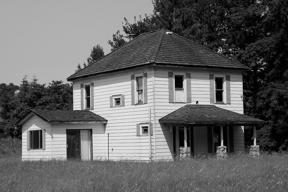 Old house by Mario Alleyne