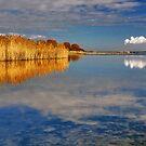 Colors of Lake Grevelingen by Adri  Padmos