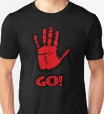 """Go"" Unisex T-Shirt"