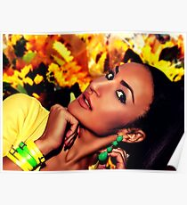 Beautiful Girl Fine Art Print Poster
