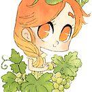 « Joli raisin sticker » par Libou