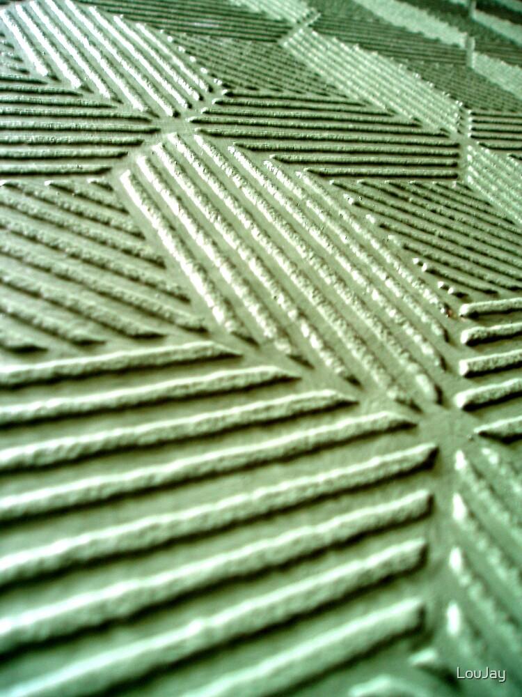 Pressed Tin Dado by LouJay