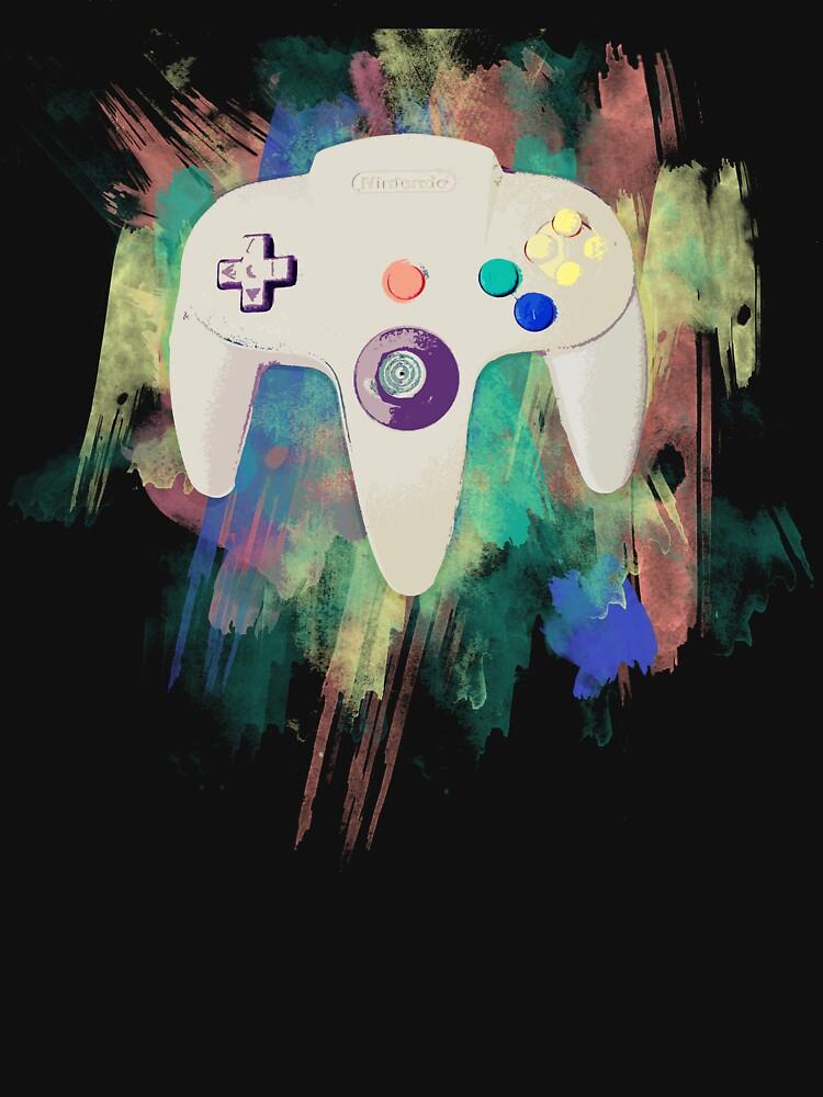 Nintendo in Technicolour by jacktoohey