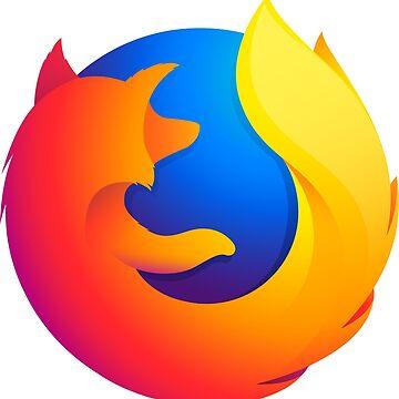 Firefox Quantum Logo by RedWineBubble