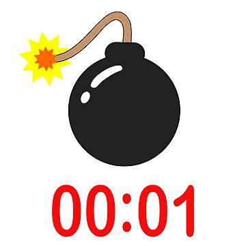 Halloween 2018 - Bomb Timer by SamDesigner
