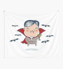 Little Dracula Wall Tapestry