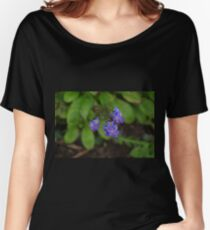 Forget me nots Women's Relaxed Fit T-Shirt