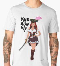 Lusty Pirate Queen Men's Premium T-Shirt