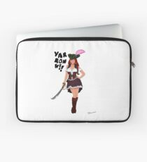 Lusty Pirate Queen Laptop Sleeve