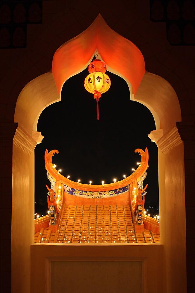 Kek Lok Si Temple by jenheal
