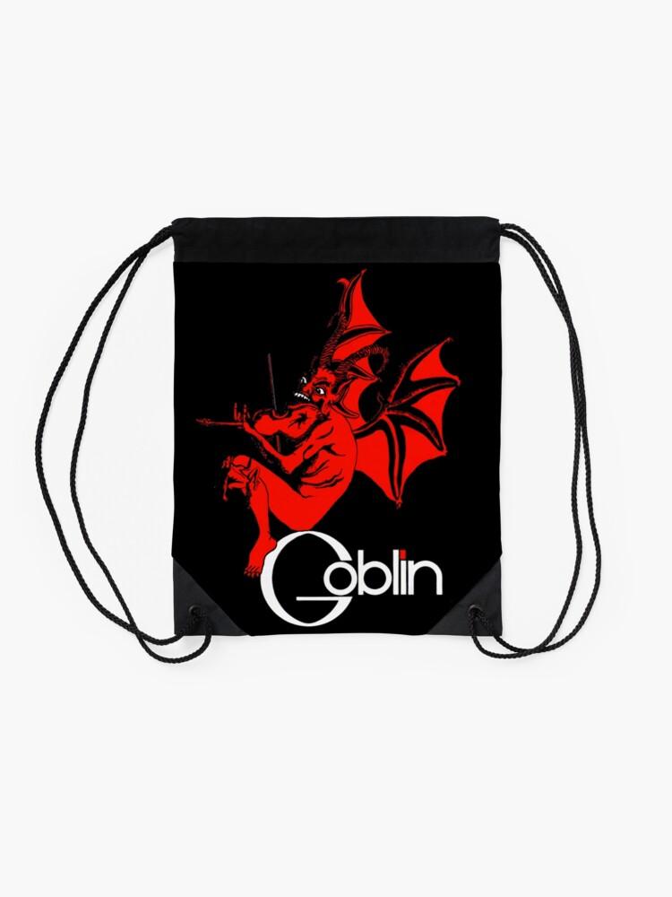 Alternate view of Goblin Drawstring Bag