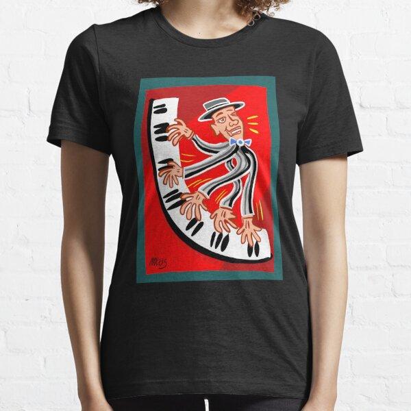 PIANOMAN Camiseta esencial
