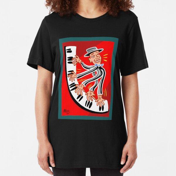 PIANOMAN Camiseta ajustada