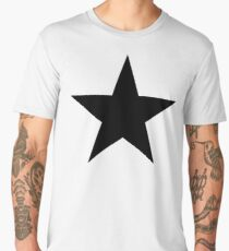 BLACK Star, Dark Star, Black Hole, Stellar, Achievement, Cool, Men's Premium T-Shirt