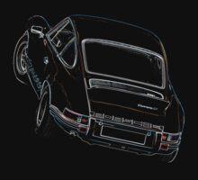 Porsche 911 2.7 RS Overhead