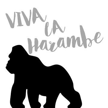 Viva La Haram-be Gorilla Lovers by overstyle