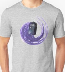 Flying, Time Traveling, Box T-Shirt