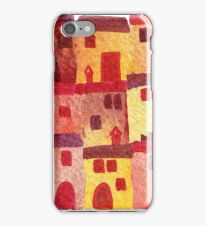 Tuscan Holiday iPhone Case/Skin
