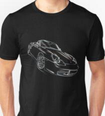 Porsche Boxster Unisex T-Shirt
