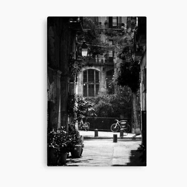Barcelona Lienzo