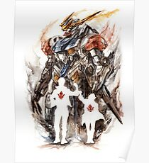 Iron Blooded Orphans Poster